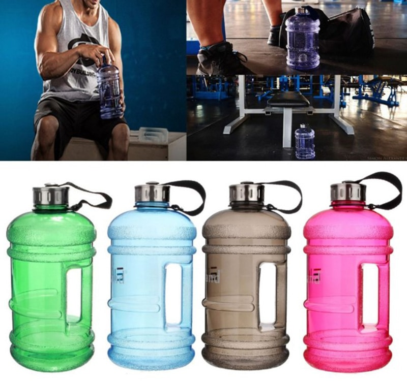 1-gallon water bottle
