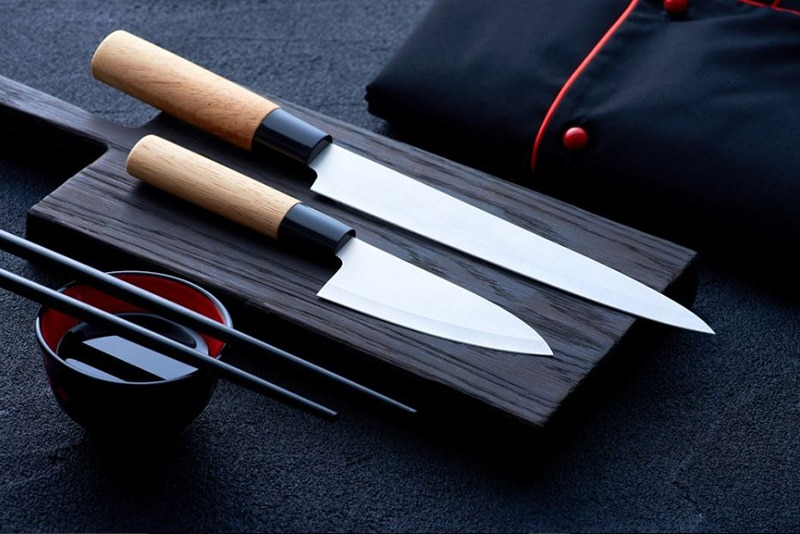 Are knives or Japanese better