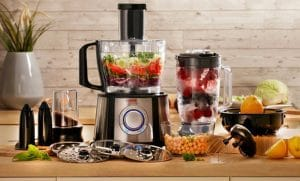 Best Food Processor America'S Test Kitchen