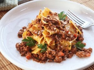 Best Meat Sauce Recipe 2020