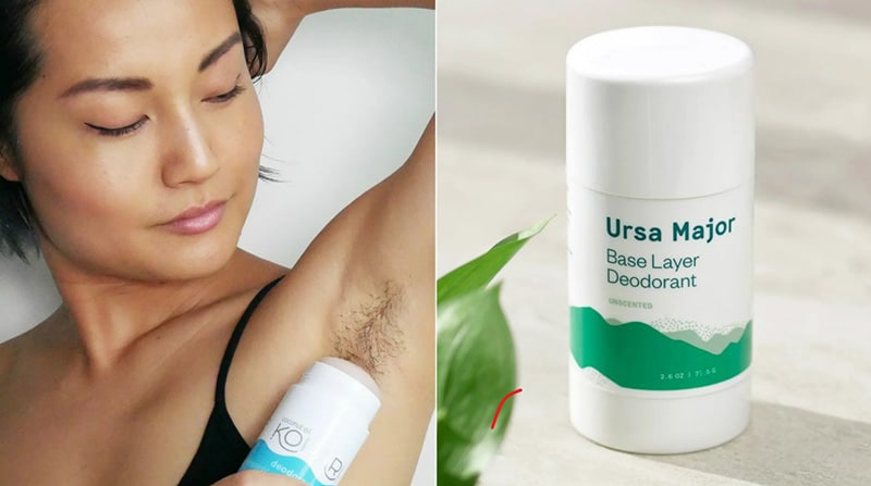 Best Natural Deodorant Without Baking Soda