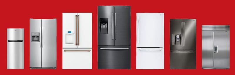 TOP rated Best Refrigerators Review