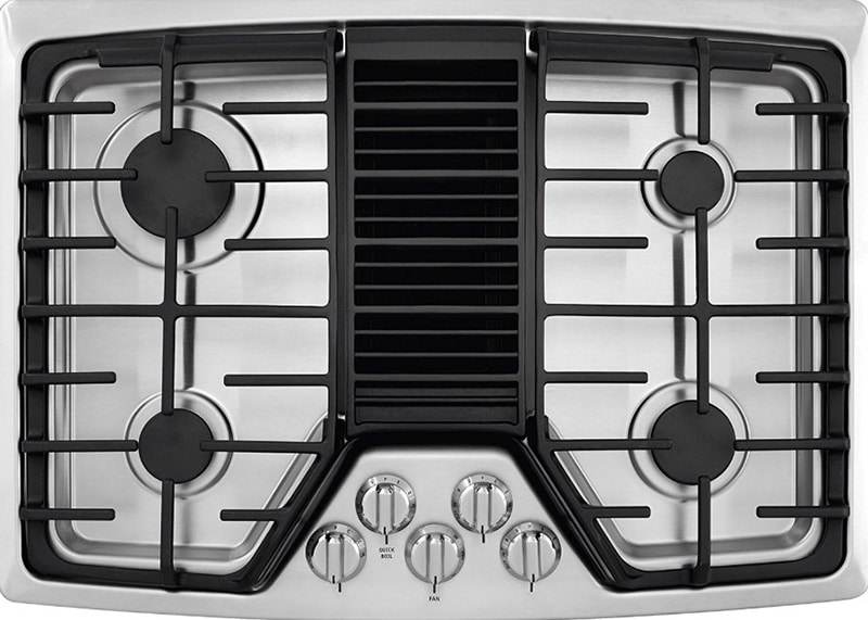 Most Problems Folks Have with Downdraft Cooktops?