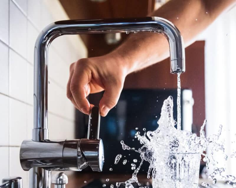 How does Tap Faucet Water Filters operate