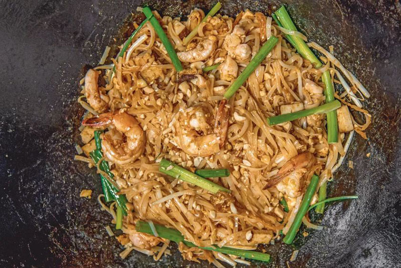 It's Tough to Find Decent Pad Thai