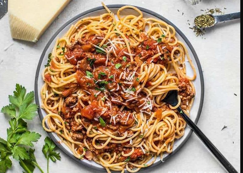 The Way to Create Spaghetti Sauce from Scratch
