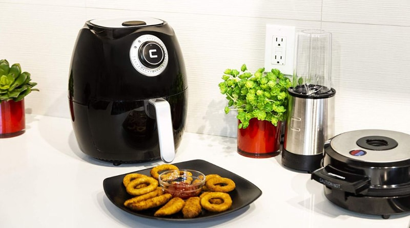 The Way to Pick up the Finest Large-Capacity Air Fryer
