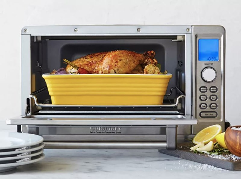 Things to look for when shopping for a toaster oven