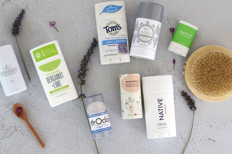 Top Best Natural Deodorant Without Baking Soda Brands