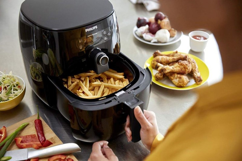 What is The Largest Air Fryer Size You Can Purchase