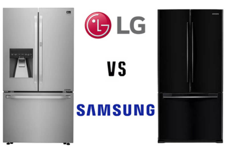 Which fridge is much better LG or Samsung