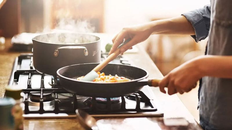 best cookware material for health