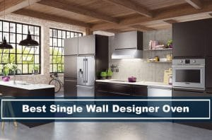 best single wall oven