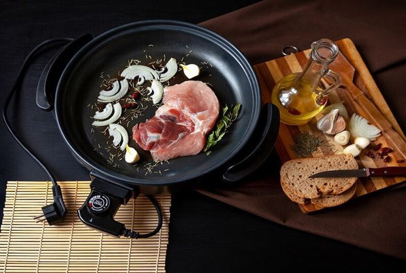 4 Makings Of A Best Electric Skillet