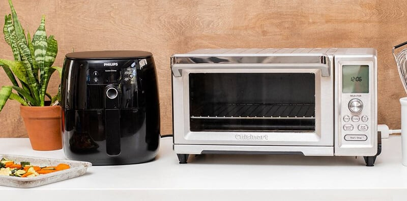 Air Fryer vs Microwave- What's the Difference