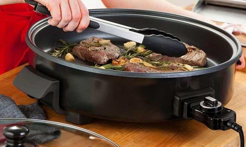 Best Electric Skillets Review