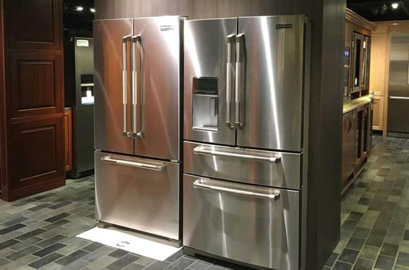 Different types of Counter Depth Refrigerators