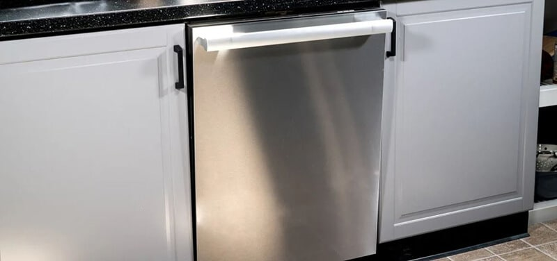 Cons of a Stainless-Steel Dishwasher Tub