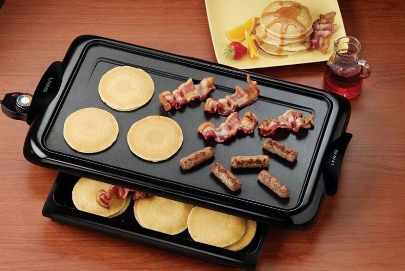 Electric griddle buying manual