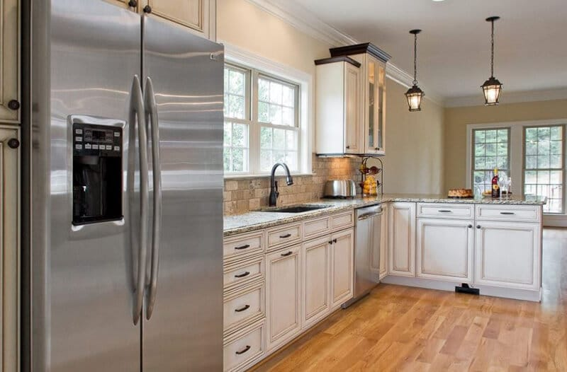 Factors Which Determine the Weight of a Refrigerator