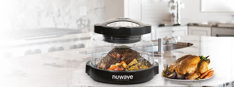 How Can a NuWave Oven Work