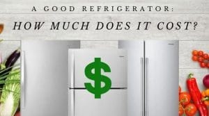 How Much Do Refrigerators Cost