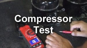 How To Test A Refrigerator Compressor Relay