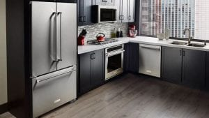 Kitchenaid Counter Depth Refrigerator Review new 2020