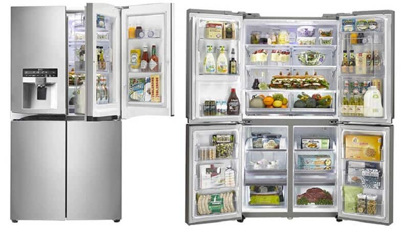 LG French Door Refrigerator Review - 27.5 cu. Ft