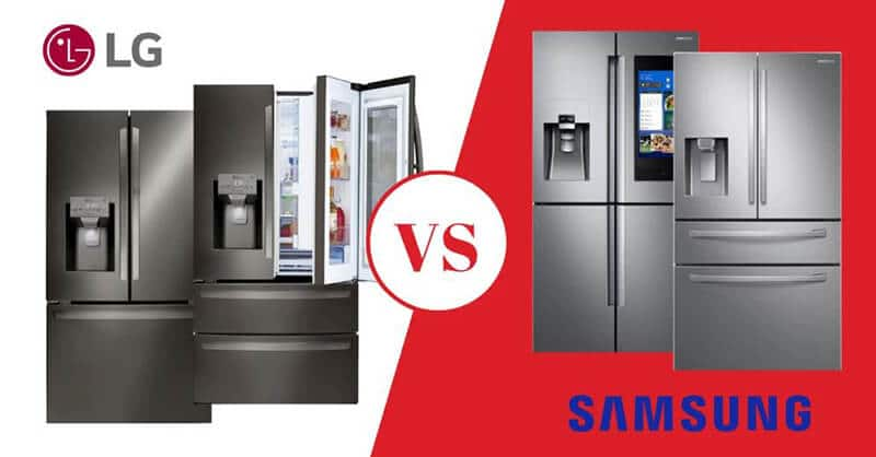 LG vs Samsung Refrigerators - What's Right for Your Kitchen