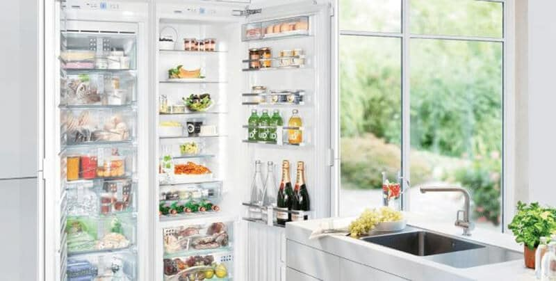 Liebherr Side-by-Side Fridge