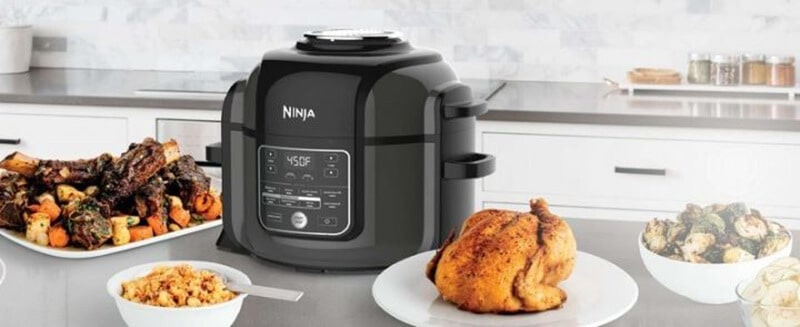 Ninja Foodi vs Air Fryer - What's the Difference