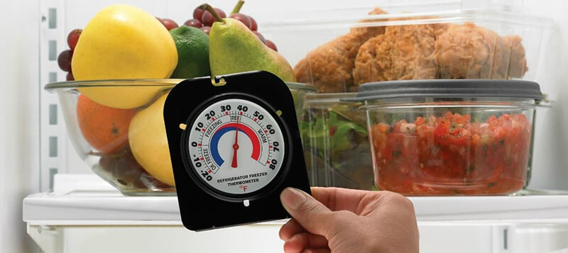 Refrigerator Thermometer Buyer's Guide