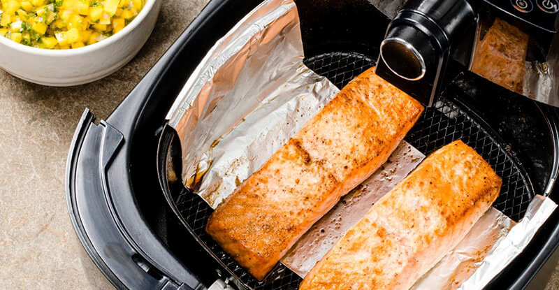 The Way to Cook Fish at an Air Fryer
