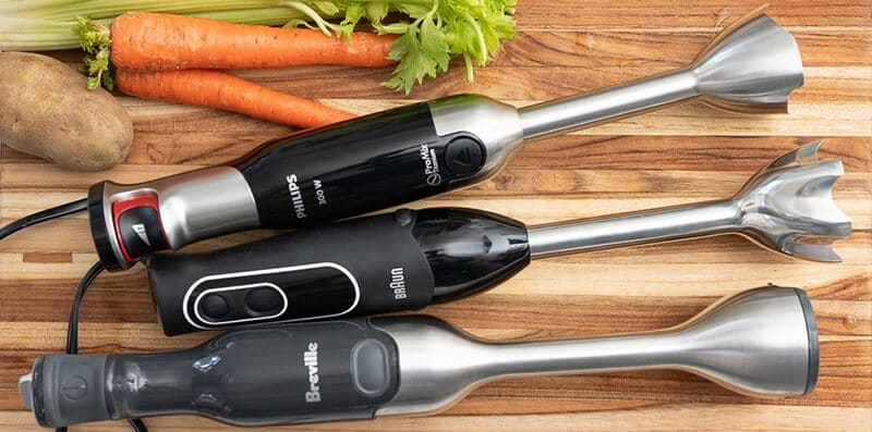 Top 15 Best Immersion Blenders Review 2020