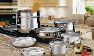 Top 15 Best Stainless Steel Cookwares Review 2020