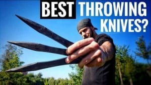 Top 18 Best Throwing Knives Review 2020