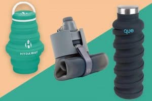 Top 19 Best Collapsible Water Bottles 2020