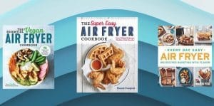 Top 25 Best Air Fryer Cookbooks Review In 2020