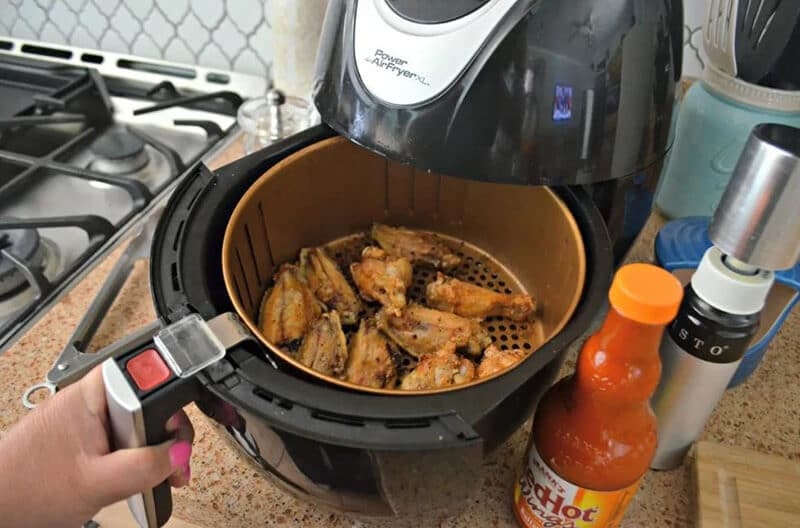 Top Rated Best Air Fryer For Chicken Wings