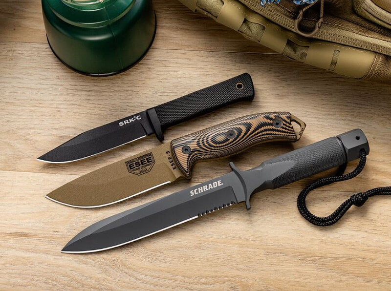 Top Rated Best Survival Knives Brand