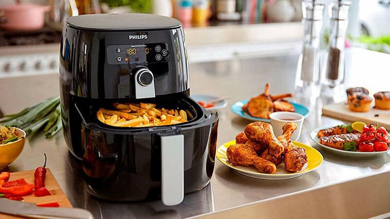 What Size Air Fryer for a Family of 4, 5 or 6