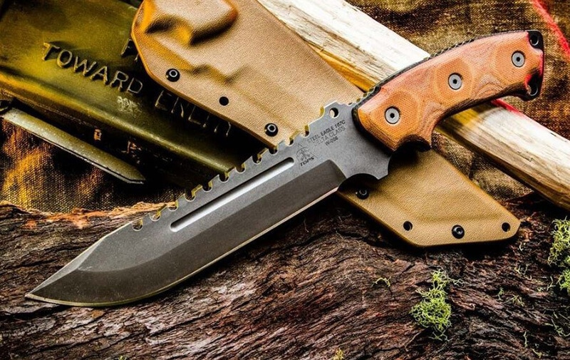 What To Search For In A Survival Knife