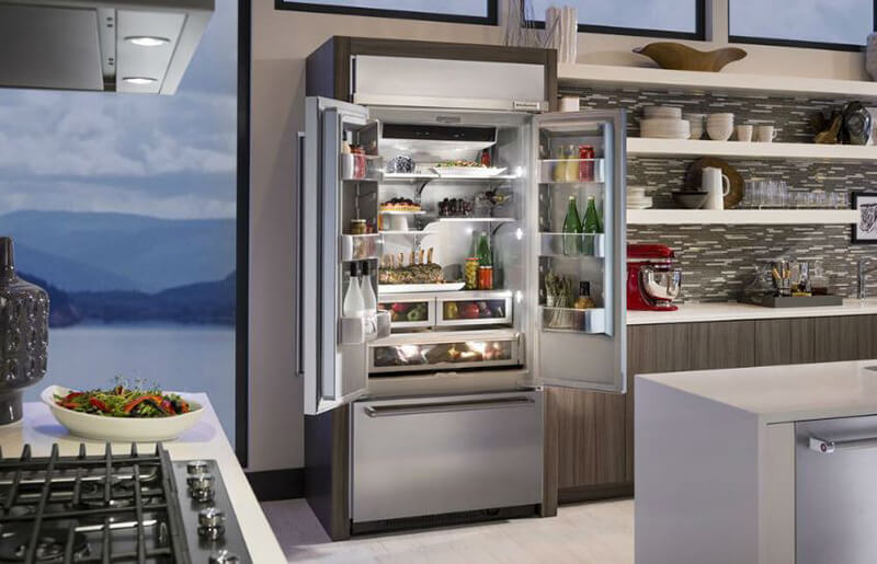 What's a French Door Refrigerator