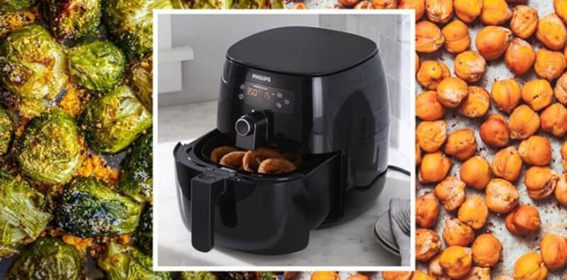 What's better an Air Fryer vs Toaster Oven