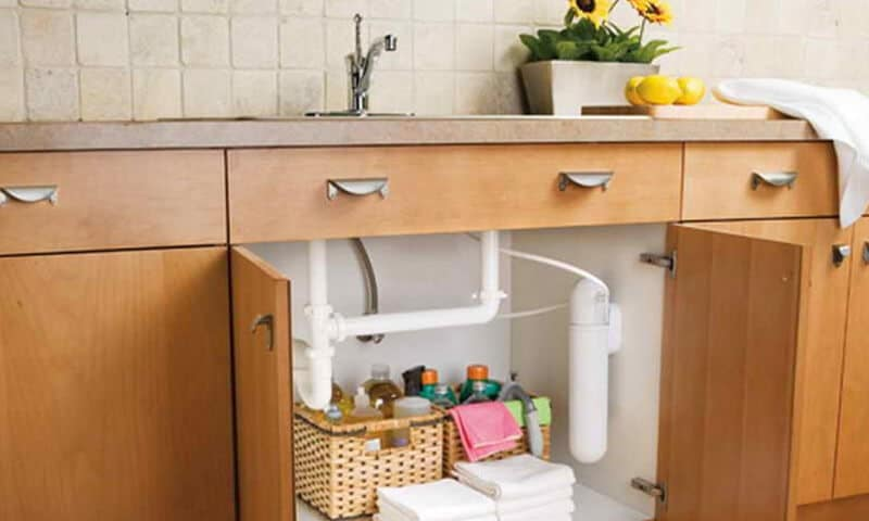 What's the Under-Sink Water Filter