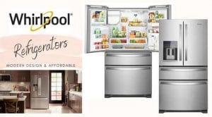 Where Are Whirlpool Refrigerators Made New 2020
