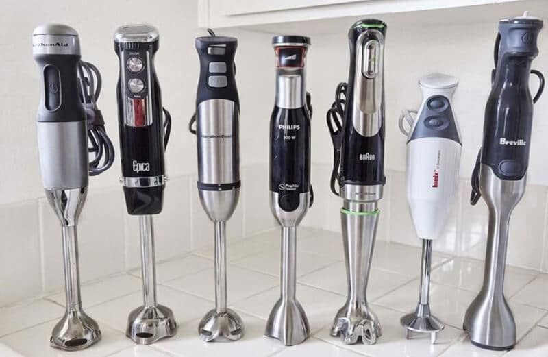 Which exactly are immersion blenders best for