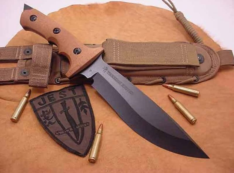 Why Select a Tactical Knife