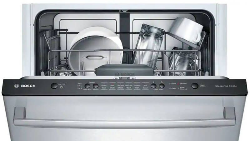 Top 12 Best Bosch Dishwasher Review [ NEW 2021]